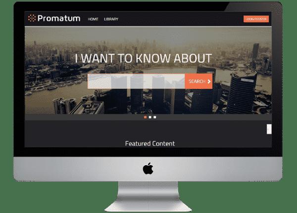 Promatum knowledge sharing knowledge repository