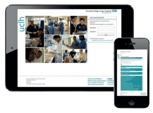 uclh nhs elearning case study