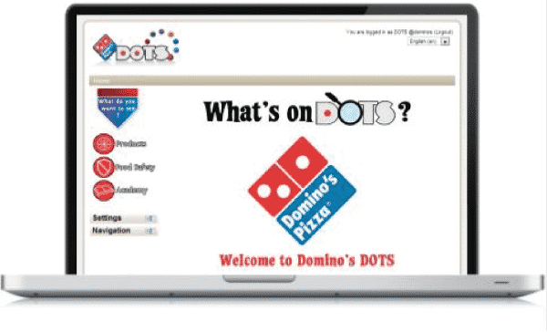 dominos pizza elearning case study