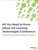 All you need to know about the learning technologies conference