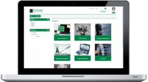 emerald learning management system
